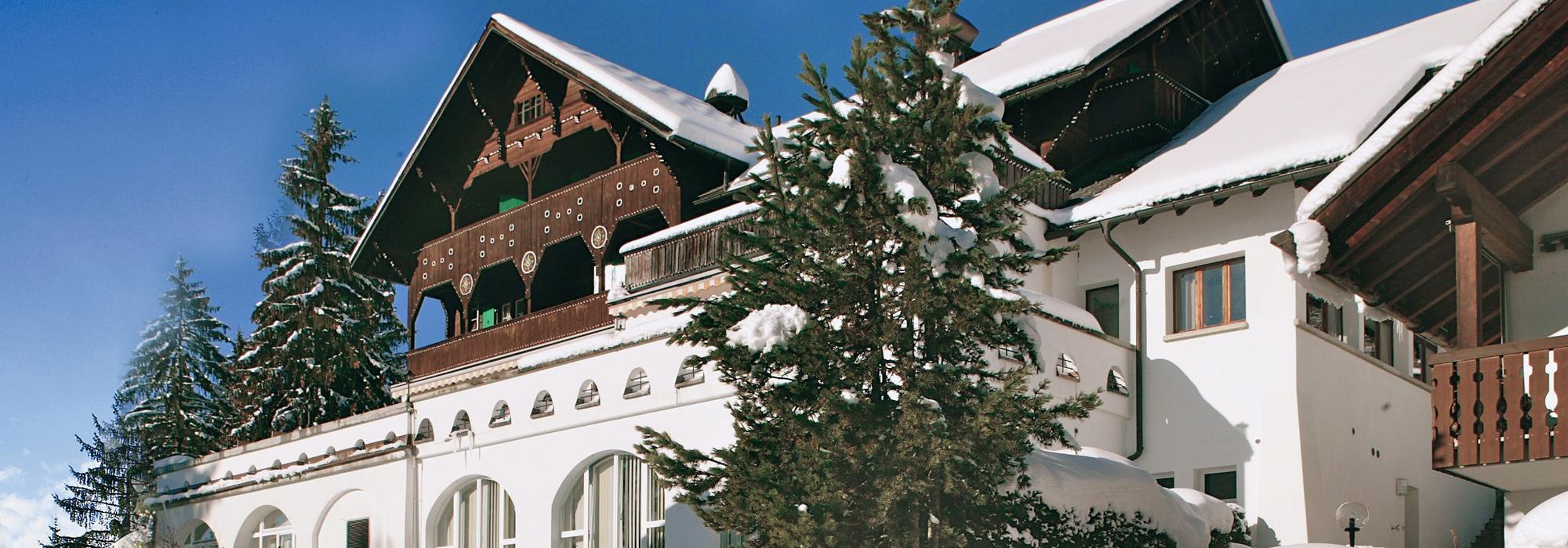 Hotel Fidazerhof in Flims / Laax