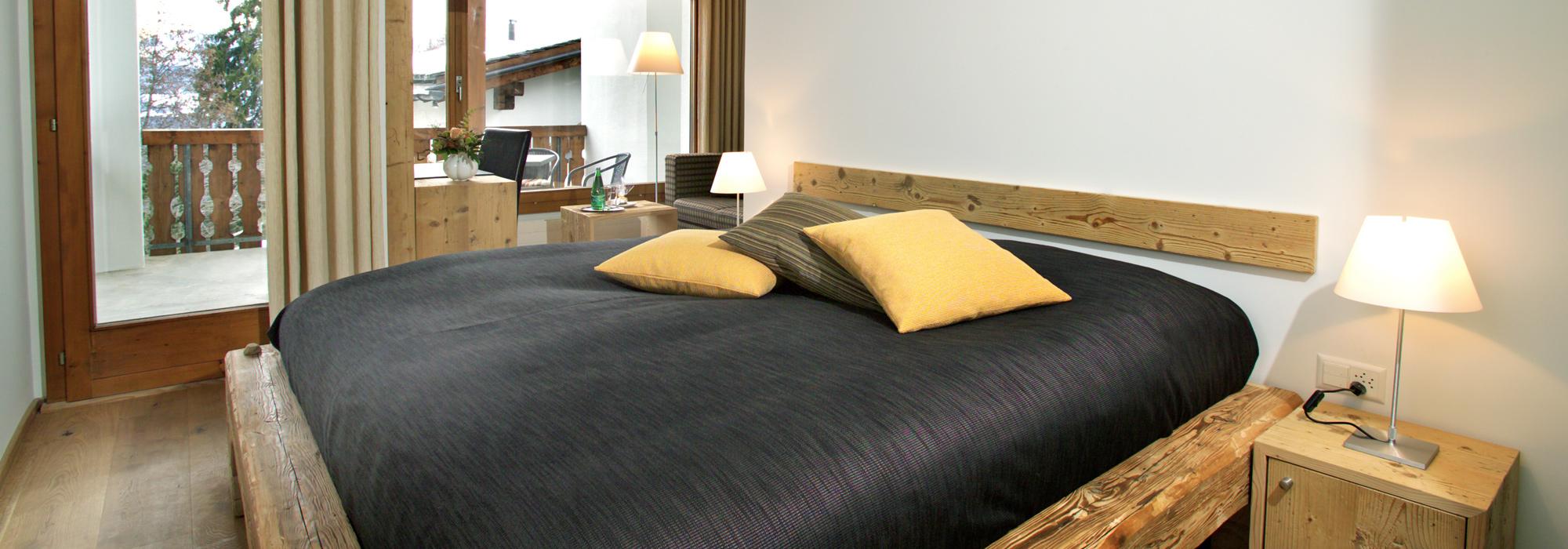 Room hotel Fidazerhof