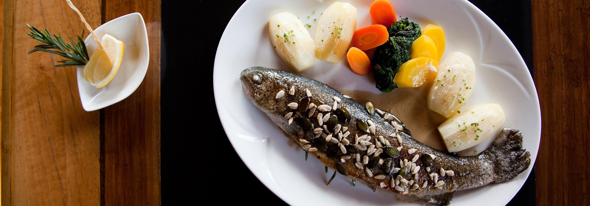 Restaurant Flims/Laax Kulinarische Gaumenfreuden