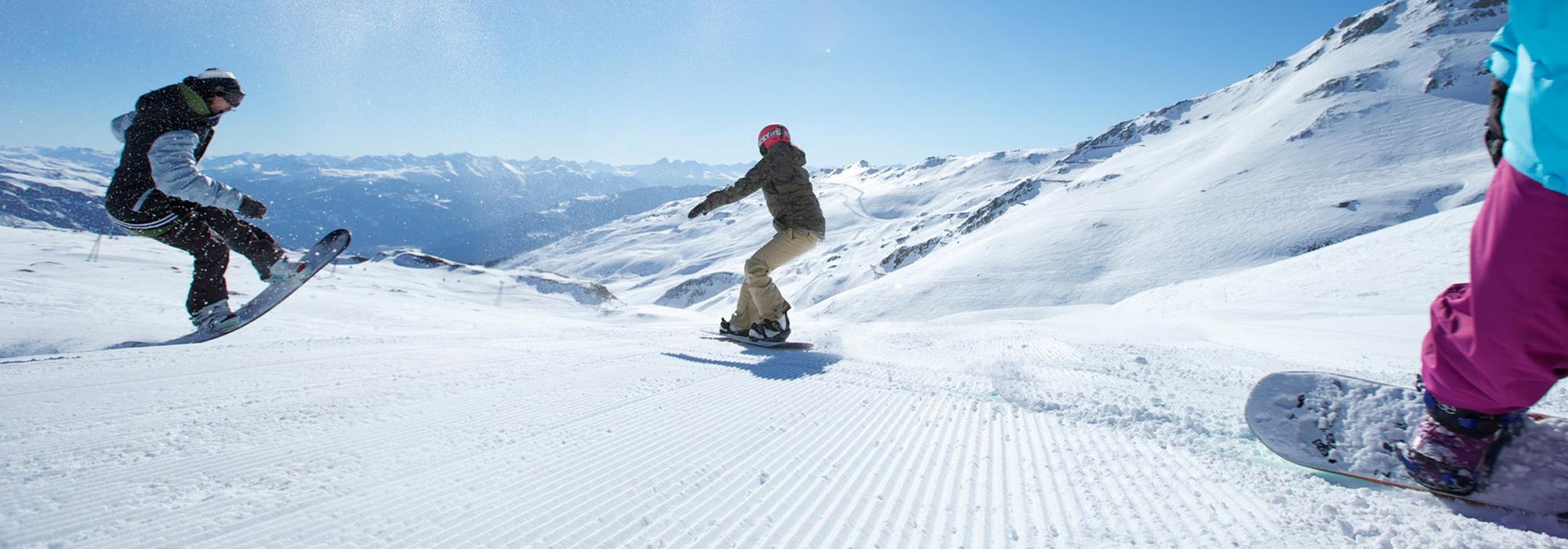Ski holidays Laax / Flims Hotel Fidazerhof
