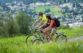 Bikeferien Flims