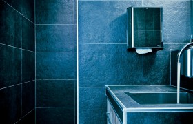 Wellness & Spa shower in Fidazerhof Graubünden