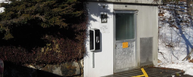 E-Tankstelle im FidazerHof