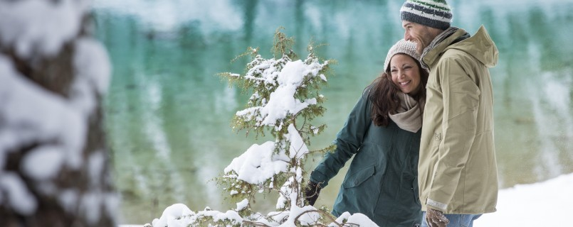 Winter Erholung in Flims Laax