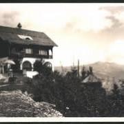 Hotel FidazerHof vor langer Zeit im Sommer